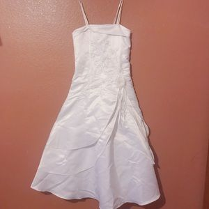 Other - White First Holy Communion Dress